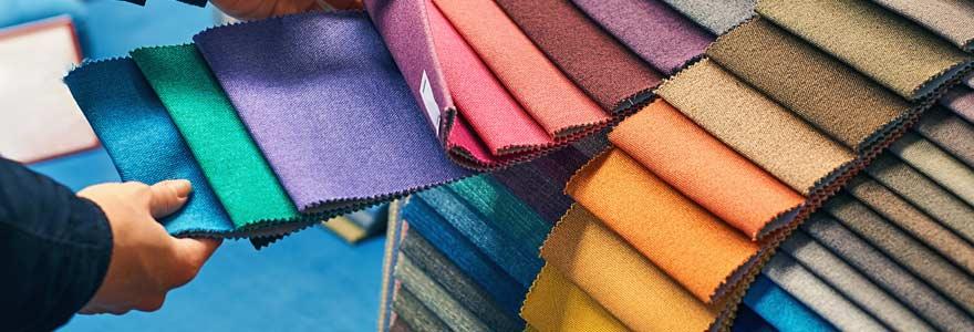 comment trouver le bon tissu pour la d coration du salon. Black Bedroom Furniture Sets. Home Design Ideas
