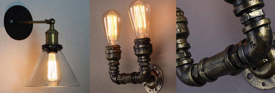 appliques luminaire